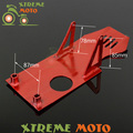 Aluminum Skidplate Skid Plate Engine Case Protector For Honda CRF50 XR50 Z50 Stomp Demon X WPB Orion M2R Motorcycle Enduro