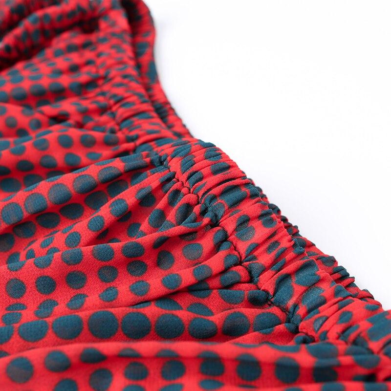 Fente Courte Chemise De Indie Pièces Latérale Smmer Lâche Ensemble Picture Shown Femmes Pantalon Longue As Mousseline Casual Soie Deux Bohême Imprimer Folk Nouveauté gw4qn76