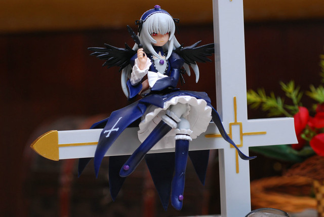 20cm Rozen Maiden Mercury Lampe Anime Collectible Action Figure PVC toys for christmas gift free shipping