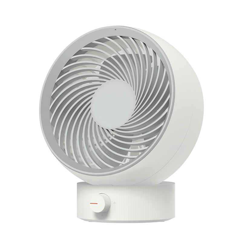 Mini Circulation Fan 180 Degree Rotation 330 Strong Wind USB Charging Power Low Noise High Wind Life New Air