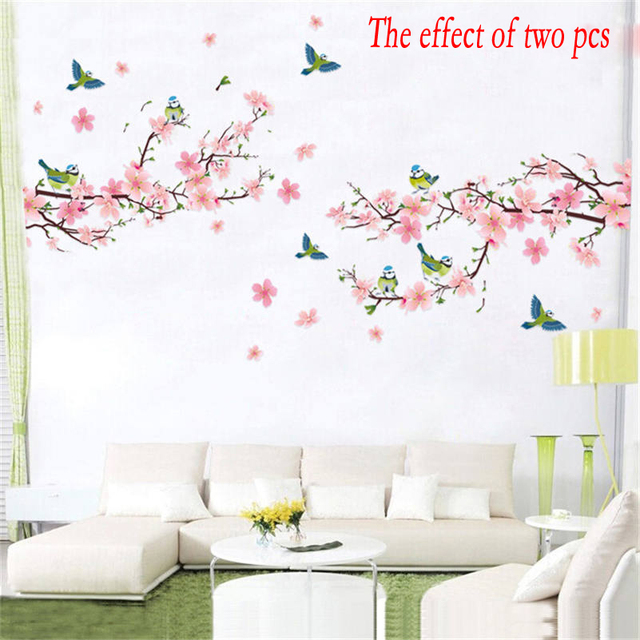 Sakura Wall Sticker 1 pc 8