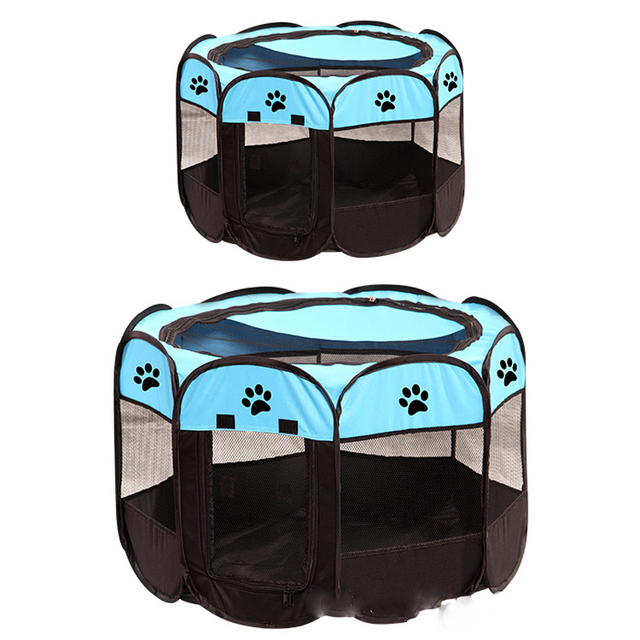 Portable Outdoor Dog Kennels  4