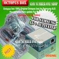 2016 las últimas 100% original octopus box para samsung y lg pre-activated nueva actualización para samsung s5 (paquete con 38 cables)