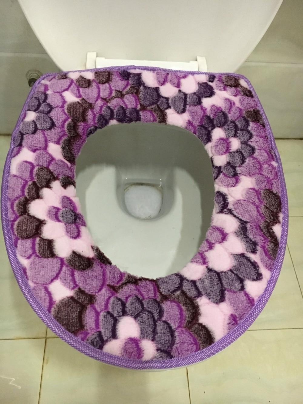 New Top Quality Cotton Linter Overcoat Toilet Case Bathroom Multi - Household Merchandises - Photo 2