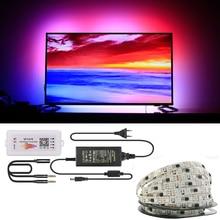 RGB LED Strip Light DC 12V LED TV Flexib