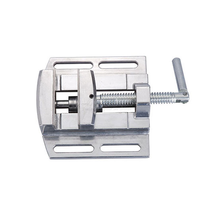 CNC milling machine tool Bench clamp Jaw mini table vice plain vice parallel-jaw vice LY6258 1pc jaw carving bench clamp drill press mayitr flat vice opening parallel table vise diy sculpture craft