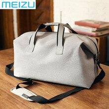 Meizu pk, bolsa de mão original 38l, à prova d água, grande capacidade, mochila de viagem, escalada, camping, praia, bolsas para homens e mulheres