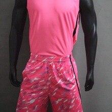 Camiseta de baloncesto de hombre sinsloven conjunto de uniformes de malla  transpirable con pantalones cortos de camuflaje más ro. b7c27d46a729