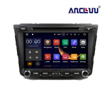 2 din Car DVD Radio Player GPS Navigation for Hyundai Creta IX25 2014 2015 2016 2017 2018 Android 7.1 with 2G RAM wifi