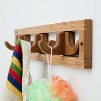 Hanger wall mounted coat rack creative bedroom door rear Hook Xuan closed coat hanger wall LM5071352py