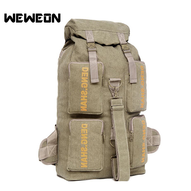 High Quality 70L 3 Colors Durable Mountaineering Backpack Outdoor Large Capacity Backpack Travel Climbing Camping Hiking Bag large capacity women men outdoor bags climbing hiking camping backpack rucksacks travel sport bag high quality 8 colors