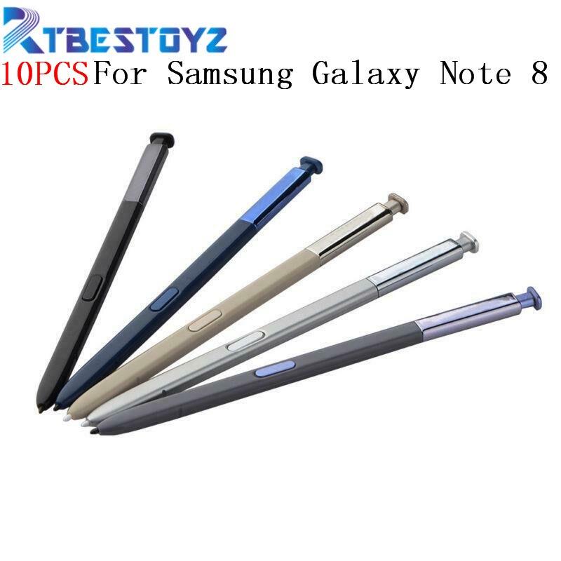 10 PCS/Lot Original pour Samsung Galaxy Note 8 stylo actif stylet tactile S stylo pour Note 8 N950 N950F N950FD N950U N950N N950W