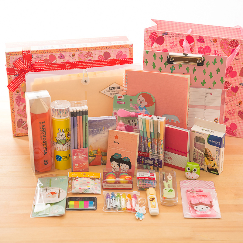 Lapiz Color Pencil Boys And Girls Children Primary School Students High end Gift Student Prizes Stationery Box WJ XXWJ385