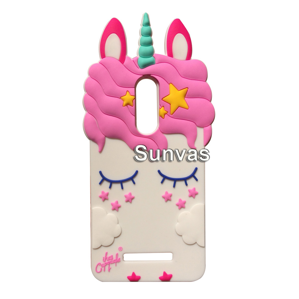 For Xiaomi Redmi Note 3 Note 4 3D Cartoon Unicorn Soft Silicone Case Cover Skin For Xiaomi Redmi Note3 Redmi Note4 4X Pro in Fitted Cases from Cellphones Telecommunications