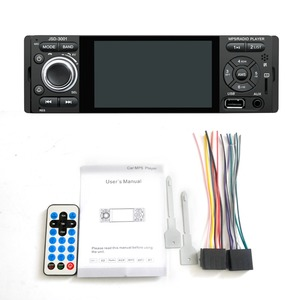 Image 5 - 3001 1Din 12 v 4,1 inch Radio Tuner Bluetooth MP4/MP5 Fahrzeug player Fahrzeug MP5 multifunktionale player Bluetooth MP3 player