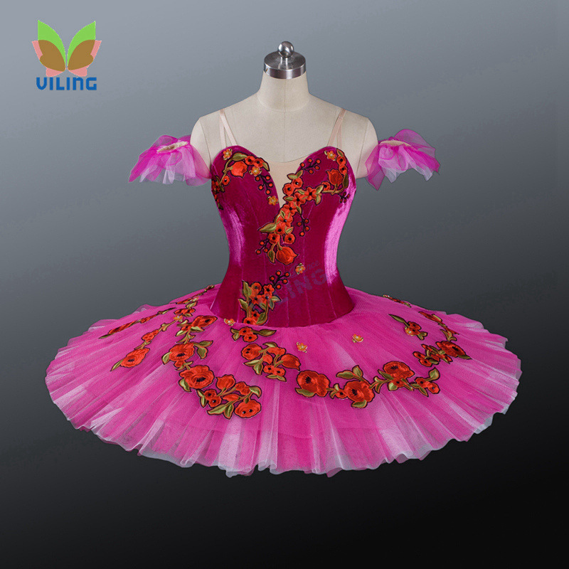 Aliexpress.com : Buy Adult classical ballet tutu Hot pink ...
