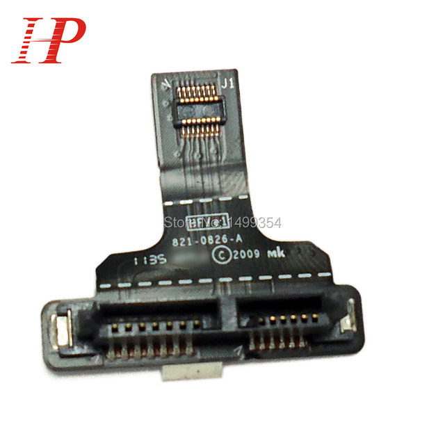 Conector de interfaz de la Unidad de CD DVD Controlador Flex Cable Para Macbook A1286 MC721 MC723 MD318 MD322 MD103 MD104 15 ''En 2011 2012 Años