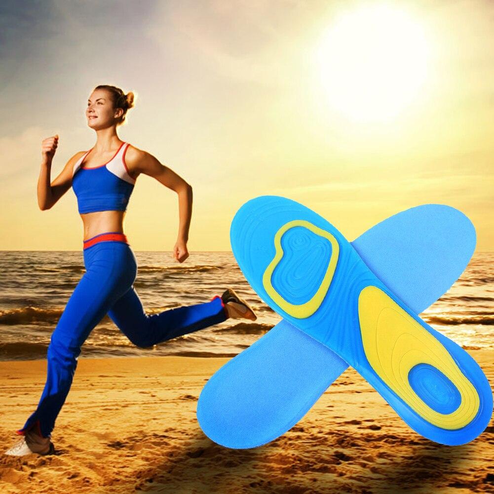 1 Пара Ортопедических Arch Поддержка Массажные Силиконовые Anti-Slip Гель Мягкий Спорт Стелька Pad Уход За Ногами Для Человека Женщин размер S/L