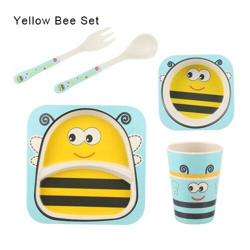Yellow Bee Set