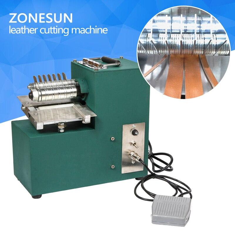 ZONESUNV01 Single head leather cutting machine, single head leather cutter