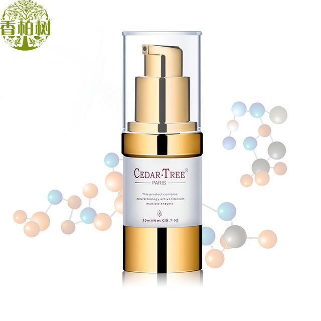 Bio - peptídeos ativos diminuir os poros Essence 20 ml clareamento hidratante Anti envelhecimento Anti rugas líquido cosméticos beleza da pele cuidados