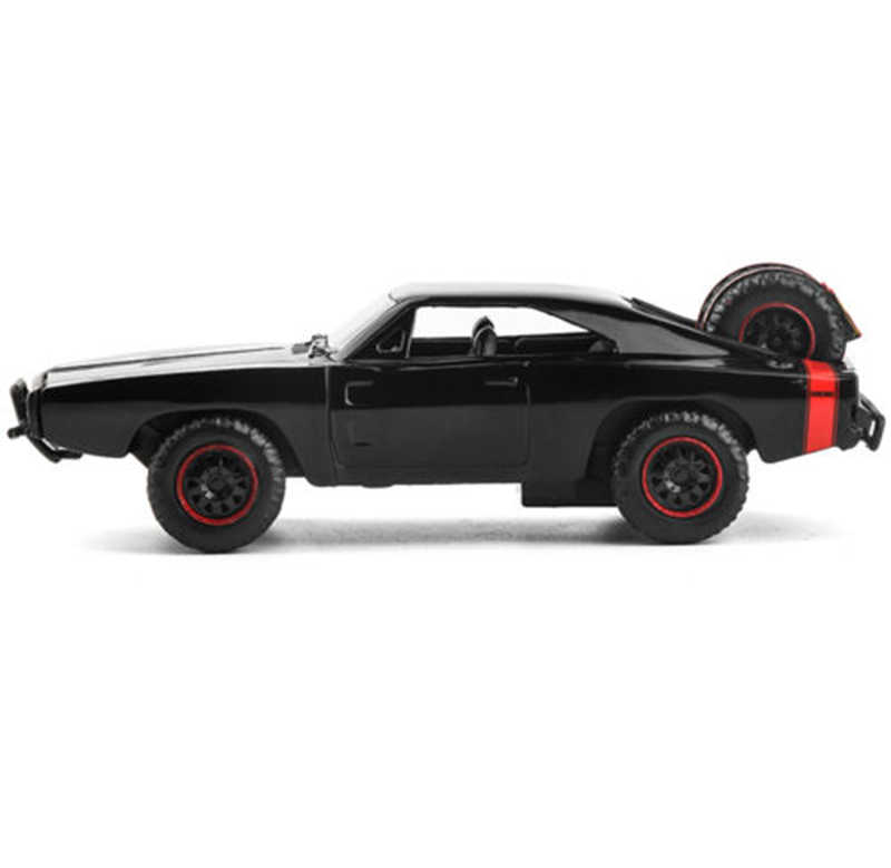 Regalos de chico JADA 1/32 modelo de coche fundido a presión Dodge 1970 cargador vehículos de juguete
