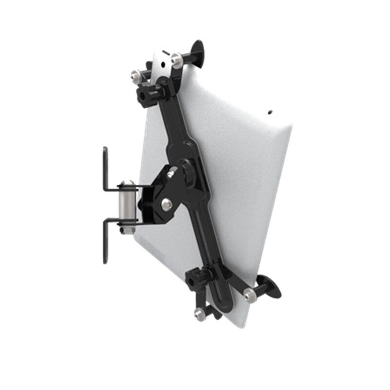 US $26.69 50% OFF|Wand Halterung Küche Tablet PC Ständer Bildschirm 360  Grad Drehbare Halter Universal Hängen Halterung für iPad Mini12345 7 11 ...