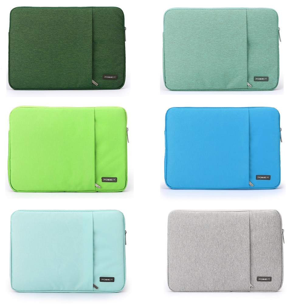 Waterproof Crushproof Notebook Computer Laptop Bag For Apple Macbook Air 11 13 Touch Bar 13 15 Men Women Laptop Liner Sleeve Bag