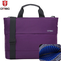 DTBG Men Women 15 6 Inch Shockproof Airbag Laptop Bag Handbag Briefcase Business Shoulder Bag For