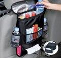 Manter Quente Frio Assento de Carro de Volta Organizador Saco De Armazenamento titular bebê kick mat protector caixa de tecido bolsa de viagem cabide lama cobrir