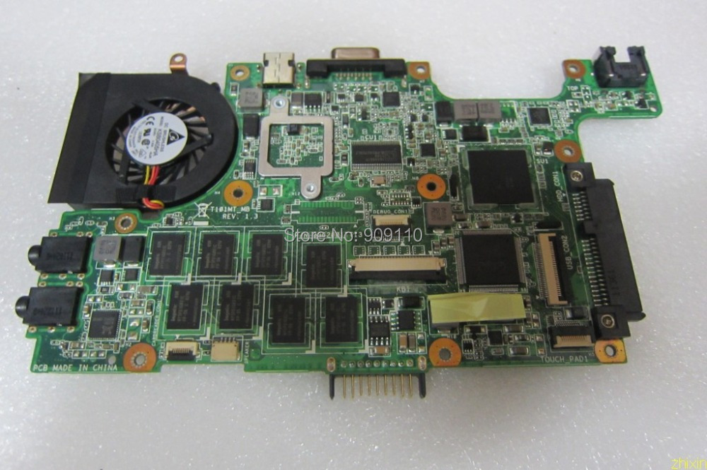 ФОТО T101MT  integrated  motherboard for asus laptop T101MT  full test