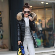 The New 2015 Han Edition Of Down Cotton padded Jacket Cotton font b Coat b font