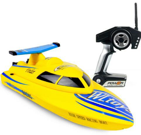 RCtown WL911 4CH 2.4G High Speed Racing RC Boat RTF 24km/h Remote Control Toys VS UDI001 Wl912 FT007 FT009 D30 ft007 rc yacht 4ch 2 4g 20km h omni direction high speed racing boat
