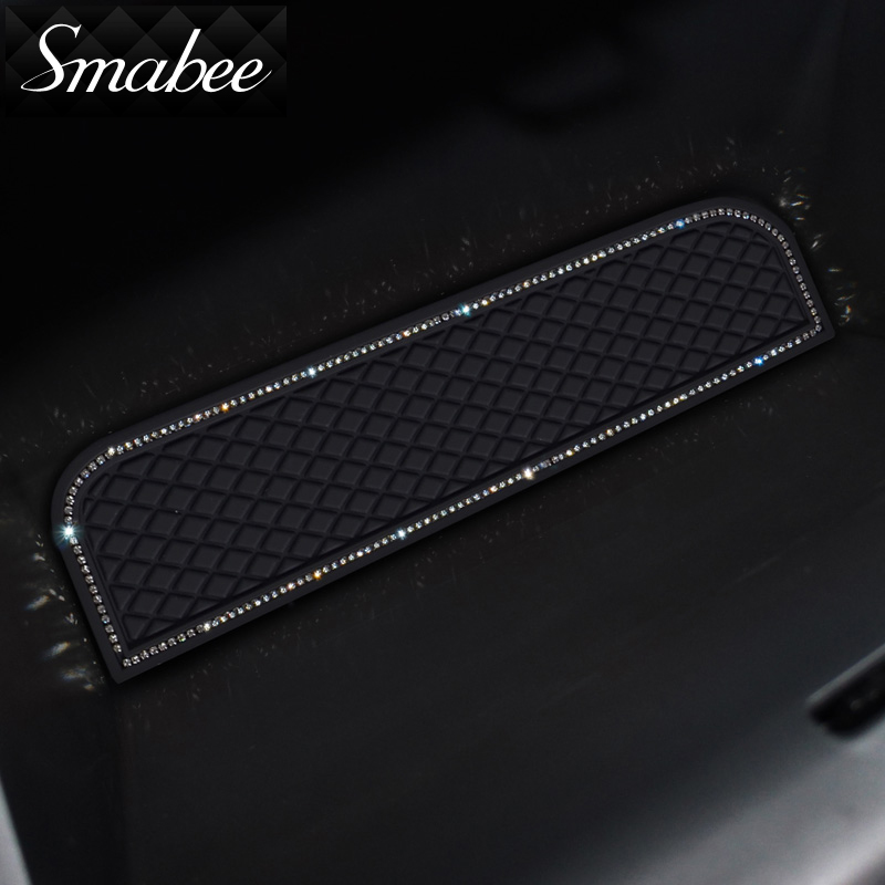 Smabee Gate slot pad Mat Para 2014-2016 Honda fit Automotive interior - Accesorios de interior de coche - foto 4