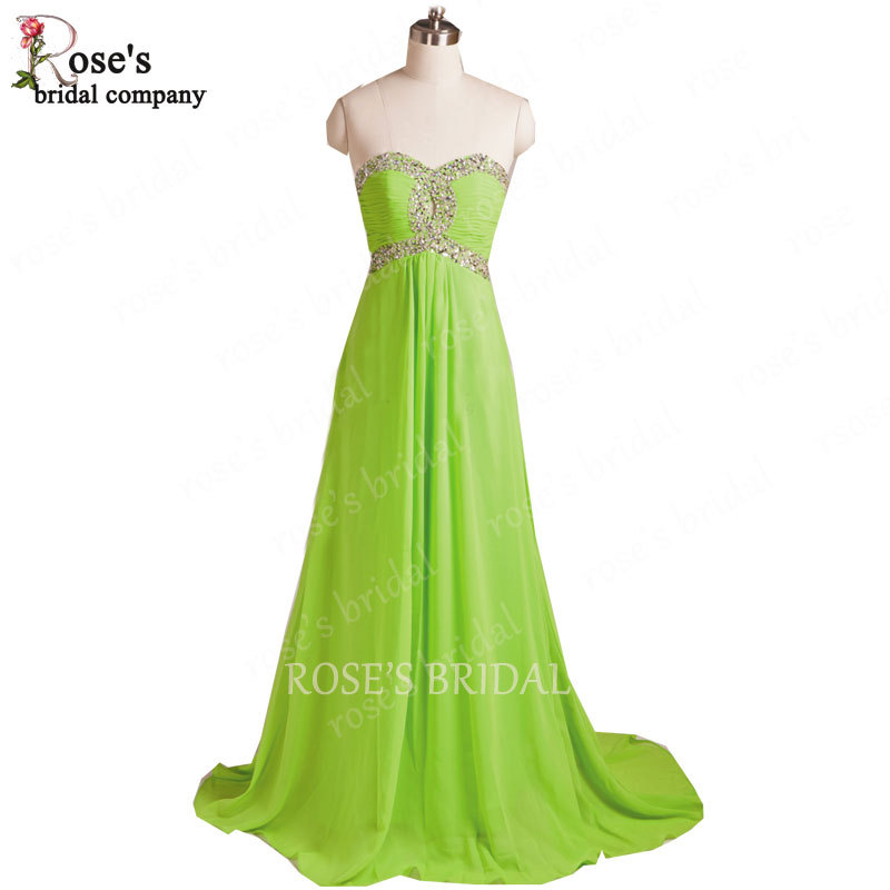Online Get Cheap Lime Green Wedding Dress