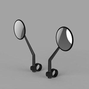 Image 3 - Xiaomi scooter elétrico espelho retrovisor mijia scooter elétrico espelho retrovisor para xiaomi m365 e es1 scooter elétrico