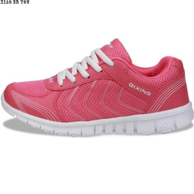Platform Woman Fashion 2017 Women Shoes Casual Shoes Tenis Feminino Sport Girls Ladies Light Up Runn Shoes