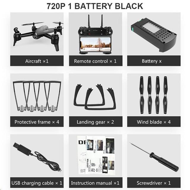 720P 1 Battery Black