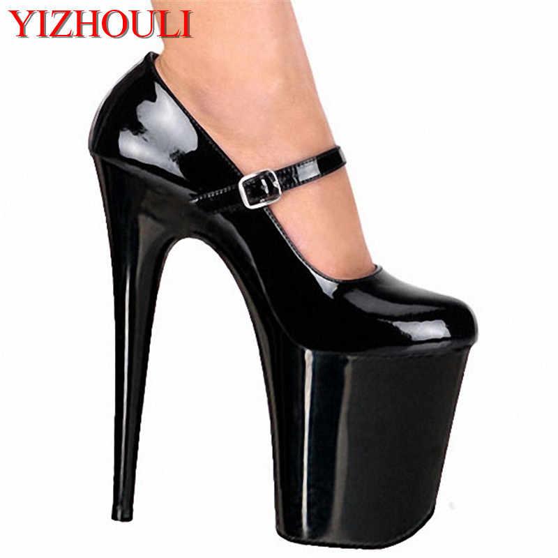 inch sexy bottom high heels wedding