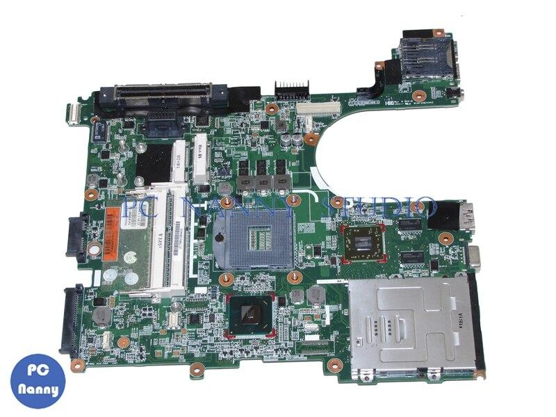 for HP EliteBook 8560P Laptop Mainboard Motherboard 646967 001 w Video Card