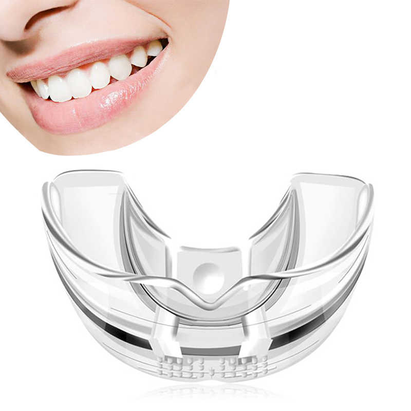 Braces Orthotics Adult Invisible Braces Breathing Teeth Molar Retainer Anti-wearing teeth 3-stage orthodontic fixture