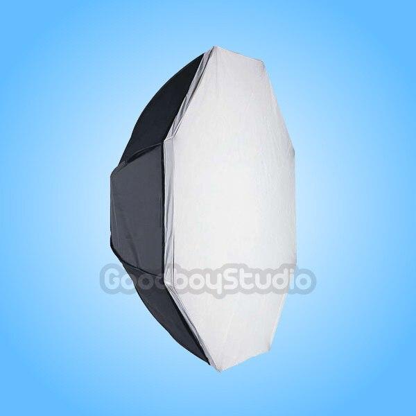 Octagon Softbox 120 cm 48 w/Montaggio per Balcar Speedring Strobe Flash LightOctagon Softbox 120 cm 48 w/Montaggio per Balcar Speedring Strobe Flash Light