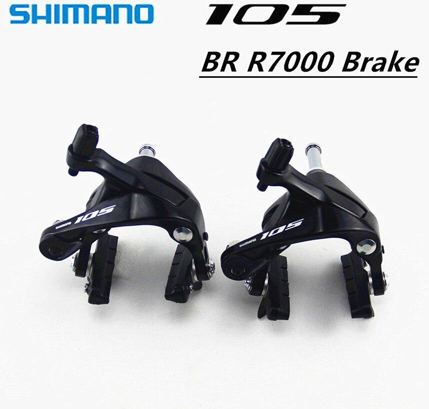 SHIMANO 105 frein de vélo de route BR R7000 double Pivot étrier de frein R7000 vélos de route étrier de frein avant et arrière 5800