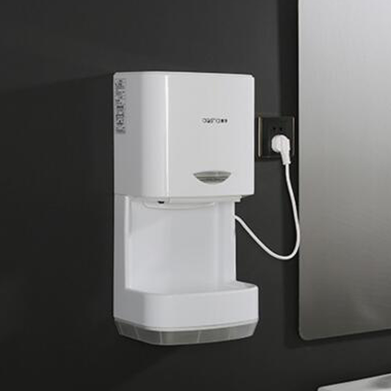 Automatic Hand Dryer High Speed Toilet Hand Dryer Auto-Induction Hand Drying Machine 6s-9s Drying Time Hand Blower dmwd fast velocity automatic hand dryer sensor hand dryer automatic hand dryer machine hand drying device