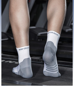 Image 2 - Xiaomi Quick drying light cushioning sports socks Breathable men  women Boat socks Short socks Antibacterial for Smart home