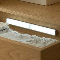 20 LED Cabinet Lights Motion Sensor Night Light with Magnetic Strip LO88