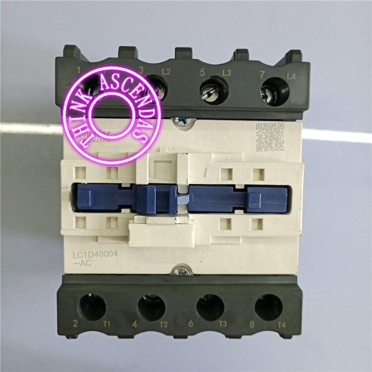 TeSys D contacteur LC1D40008B7 24 V/LC1D40008C7 32 V/LC1D40008CC7 36 V/LC1D40008D7 42 V/LC1D40008E7 48 V/LC1D40008EE7 60 V ACTeSys D contacteur LC1D40008B7 24 V/LC1D40008C7 32 V/LC1D40008CC7 36 V/LC1D40008D7 42 V/LC1D40008E7 48 V/LC1D40008EE7 60 V AC