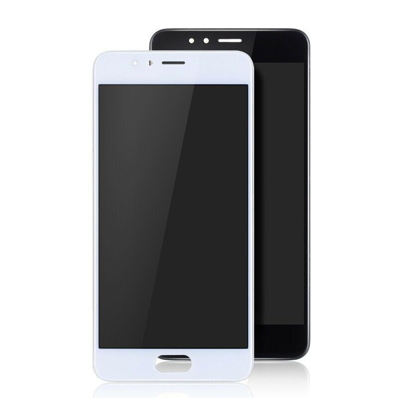 """Cep telefonları ve Telekomünikasyon Ürünleri'ten Cep Telefonu LCD'leri'de Cep Telefonu 5.2 """"LCD MEIZU M5S dokunmatik LCD ekran Ekran Çerçevesi Digitizer Meclisi MEIZU M5S LCD M612H M612M Modülü m5S title="""