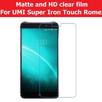 HOT! HD Clear Glossy Film For UMI Super Iron Touch Rome 5.5