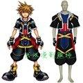 Envío Libre Kingdom Hearts Cosplay Kingdom Hearts Sora Cosplay Negro Para Hombre Cosplay